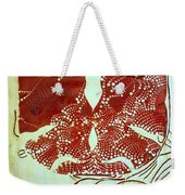 Holy Trinity  Weekender Tote Bag by Gloria Ssali