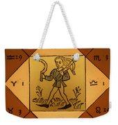 Horoscope Types, Engel, 1488 Weekender Tote Bag by Science Source