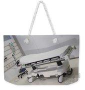 Hospital Gurney Weekender Tote Bag