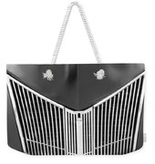 Hot Rod Grill Weekender Tote Bag