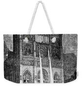 Hunchback Of Notre Dame Weekender Tote Bag