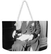 Ida M. Tarbell (1857-1944) Weekender Tote Bag