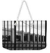Iron And Pillars Weekender Tote Bag