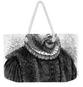 Jacobus Arminius (1560-1609) Weekender Tote Bag