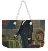 James Buchanan (1791-1868) Weekender Tote Bag