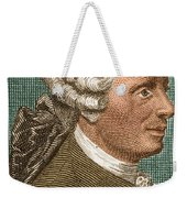 Jean Le Rond Dalembert, French Polymath Weekender Tote Bag