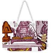 John Peckham, Anglican Theologian Weekender Tote Bag
