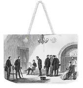 Johnson Impeachment Trial Weekender Tote Bag