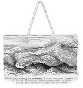 Johnstown Flood, 1889 Weekender Tote Bag