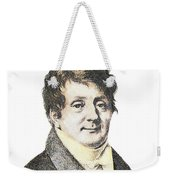 Joseph Fourier, French Mathematician Weekender Tote Bag