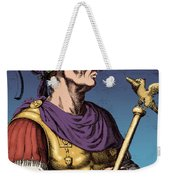 Julius Caesar, Roman General Weekender Tote Bag