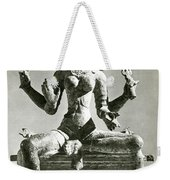 Kali Weekender Tote Bag by Photo Researchers