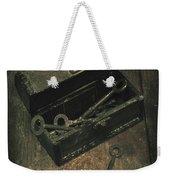 Keys Weekender Tote Bag by Joana Kruse