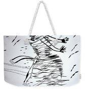 Kiganda Dance - Uganda Weekender Tote Bag