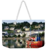 Kinsale Harbour, Co Cork, Ireland Weekender Tote Bag