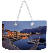 Lake Maggiore - Ascona Weekender Tote Bag