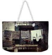 Laundry Weekender Tote Bag by Joana Kruse