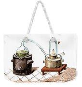 Lavoisiers Apparatus To Study Air Weekender Tote Bag