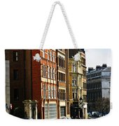 London Street Weekender Tote Bag by Elena Elisseeva