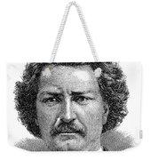Louis Riel (1844-1885) Weekender Tote Bag