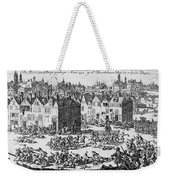 Massacre Of Huguenots Weekender Tote Bag