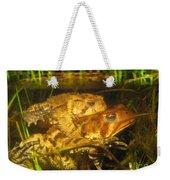 Mating Toads Weekender Tote Bag