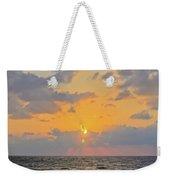 Mediterranean Sunset Weekender Tote Bag