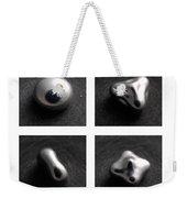 Mercury Under Harmonic Vibration Weekender Tote Bag