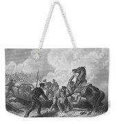 Mexican War: Palo Alto Weekender Tote Bag by Granger