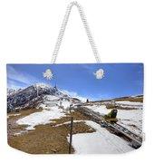 Monte Tamaro - Alpe Foppa - Ticino - Switzerland Weekender Tote Bag by Joana Kruse