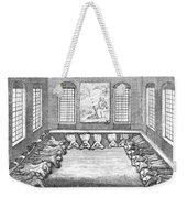 Moravians, 1757 Weekender Tote Bag