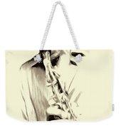 Morgan Weekender Tote Bag