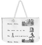 Mother Goose, 1849 Weekender Tote Bag