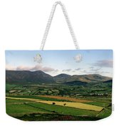 Mourne Mountains, Co. Down, Ireland Weekender Tote Bag