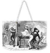 Murder Of Smith, 1844 Weekender Tote Bag by Granger