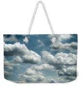 My Sky Your Sky  Weekender Tote Bag