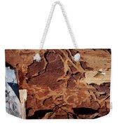 Natural Carvings Weekender Tote Bag