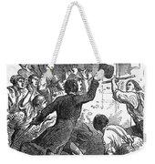 New York: Astor Place Riot Weekender Tote Bag