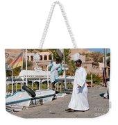 Nubians Nile Philae Weekender Tote Bag