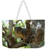 Out On A Branch Weekender Tote Bag