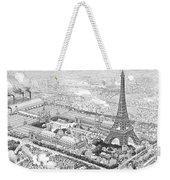 Paris Exposition, 1889 Weekender Tote Bag