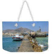 Paros - Cyclades - Greece Weekender Tote Bag