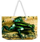 Pasco Poison Frog Weekender Tote Bag