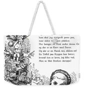 Peters Jul, C1870 Weekender Tote Bag