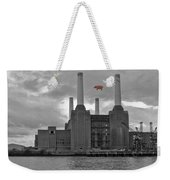 Pink Floyd Pig At Battersea Weekender Tote Bag