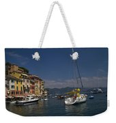 Portofino In The Italian Riviera In Liguria Italy Weekender Tote Bag