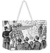Posada: Firing Squad Weekender Tote Bag by Granger