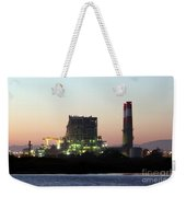 Power Station Weekender Tote Bag