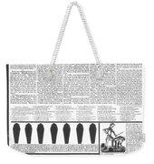 Presidential Campaign, 1828 Weekender Tote Bag