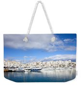 Puerto Banus In Spain Weekender Tote Bag